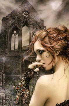 Image detail for -Victoria Frances - Gothic Photo (11194252) - Fanpop fanclubs