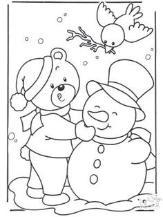 coloring page by oldrose