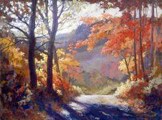 """Dappled Sunlight"" The Official Jim Gray Gallery Website"