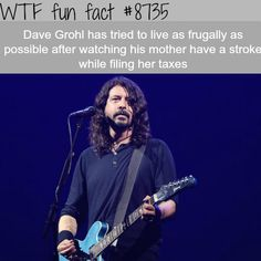 David Grohl - WTF fun facts