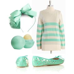 Minty green for spring!!