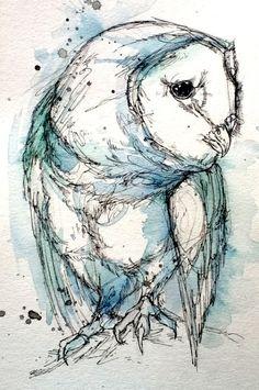 Turquoise Tyto on Behance