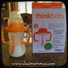 thinkbaby cup: transition from bottle to sippy cup savior