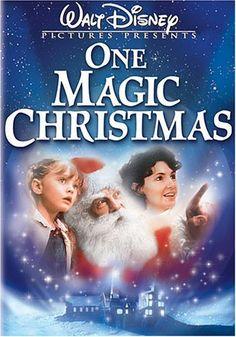 One Magic Christmas DVD ~ Mary Steenburgen 2/3/14
