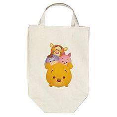 ''Tsum Tsum'' Winnie the Pooh and Pals Canvas Bag