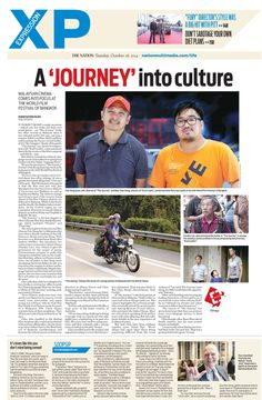 A 'JOURNEY'into culture -- The NATION's XP, October 28, 2014 #TheNation
