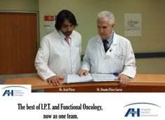 THE BEST OF IPT AND FUNCTIONAL ONCOLOGY -COMBINED-
