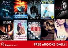 GET FREE E-BOOKS DAILY!!! It's a frenzy of freebies. Prefer just one genre? ...or maybe 3? Receive emails ONLY with books from that genre once they become available! (Preview of 3/10) #Kindle #Kobo #Apple #Nook
