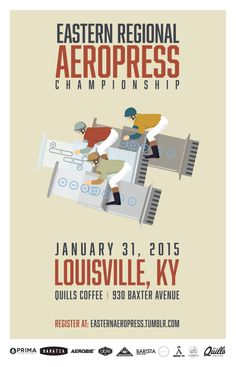 The 2015 Eastern Regional Aeropress Championship Comes to Louisville