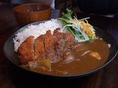 Eating in Tokyo: Curry Rice for Breakfast - Saveur.com
