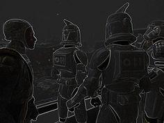 "https://flic.kr/p/vShTp8 | Photo Series:  Toy Talk: ""Night time patrol"""