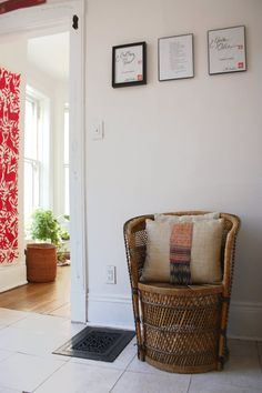 Rebecca & Eric's Global Territory — House Tour | Apartment Therapy