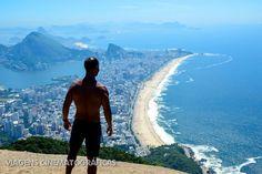 Trilha do Morro Dois Irmãos, no Rio de Janeiro. Visual imperdível para a Praia de Ipanema e Lagoa Rodrigo de Freitas, mas nos dias claros dá para ver até Niterói