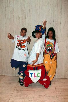 Back in the day TLC