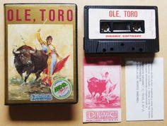 Ole Toro Spectrum Dinamic Primera Edición Completo.