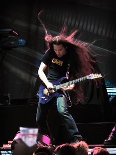 It's All About the Hair — and-the-distance:   Herman Li - Dragonforce
