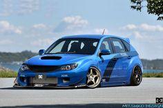 Subaru Impreza STI, Drift by Mitsuko Design