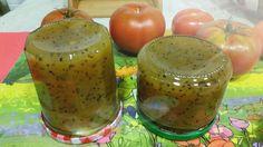 Mermelada kiwi y manzana