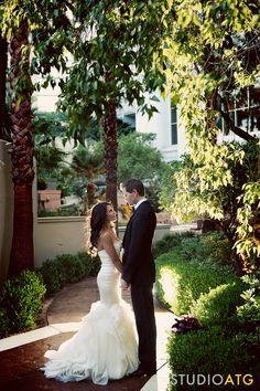 A gorgeous Las Vegas wedding at The Four Seasons Las Vegas