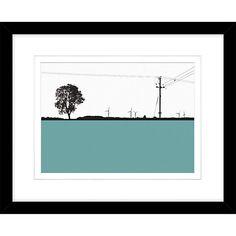 Buy Jacky Al-Samarraie - Beverley, Framed Print, 44 x 54cm Online at johnlewis.com
