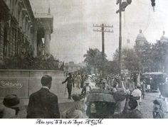 Centro de San Salvador, 1915