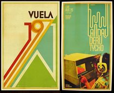 70's design works.