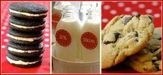 milk & cookie party