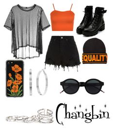 Designer Clothes, Shoes & Bags for Women Korean Fashion Kpop Inspired Outfits, Bts Inspired Outfits, Kpop Fashion Outfits, Korean Outfits, Retro Outfits, Girly Outfits, Classy Outfits, Outfits For Teens, Stylish Outfits