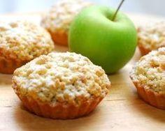 Tartelettes crumble à la pomme (facile, rapide) - Une recette CuisineAZ