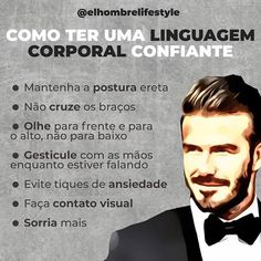 El Hombre (@elhombrelifestyle) • Fotos e vídeos do Instagram Self Development, Personal Development, How To Read People, Power Man, Lie To Me, Good Habits, Life Motivation, Body Language, Some Words