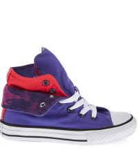 CONVERSE - Παιδικά μποτάκια Chuck Taylor All Star Two Fold