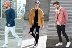 Como adicionar cor em um look de inverno?  A primeira coisa que vêm à cabeça quando pensamos em looks de inverno são as cores sóbrias. Mas nem só de preto,cinza e marrom sobrevivem as produções, não é?    #BlogKishua #DicasKishua #ModaMasculina #Estilo  Blog com dicas sobre moda masculina e mais 😉