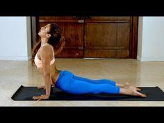 Yoga To Burn Fat 35 min - YouTube