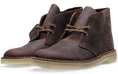 "Clarks Originals Desert Boot ""Brown Beeswax Leather"""