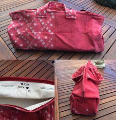 Saco para tricot Madewell, Tote Bag, Sacks, Totes, Tote Bags