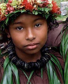 South Pacific Islander Dance
