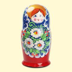 "SHOP-PARADISE.COM:  Matrjoschka ""Klava"" (M5) 15 cm 22,99 €"