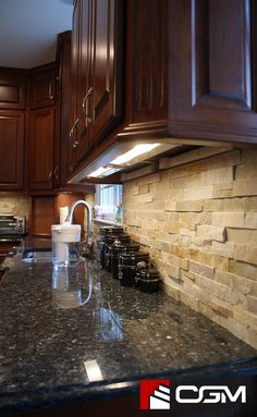 Kitchen Backsplash Richmond Va blue pearl | classic granite kitchen countertops, richmond va