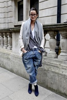 Boyfriend Jeans in London