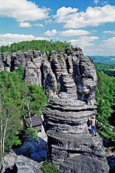 Ústí nad Labem - Skalní město Czech Republic, Lab, Hiking, Places, Travel, Walks, Viajes, Labs, Destinations