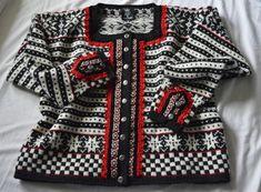 mary scott huff, handknitter