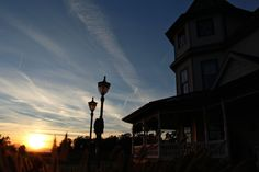 A recent stay at the Hurst House Bed and Breakfast, Ephrata, Lancaster County PA.  http://hursthousebandb.com/
