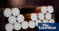 Lungs damaged by smoking can 'magically' heal – study   Society   The Guardian