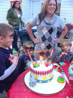 This is Jarrett's cake