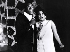 Marvin Gaye & Tammi Terrell,  the best of the best music partners.
