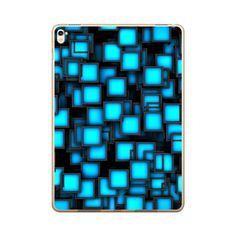 9.7-inch IPad Pro Neon Cubes Case