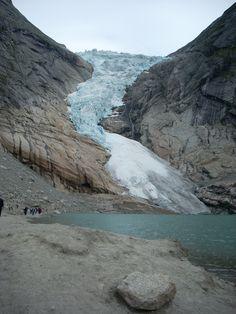 Briksdal Glacier - Olden - Norway