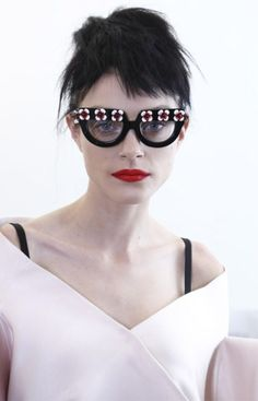 Modeconnect's Fashion News Round-Up – May, 1, 2013 – Shady Business: designer It-sunglasses can now cost up to £699, a lucrative fashion sideline -  Prada spring/summer 2013