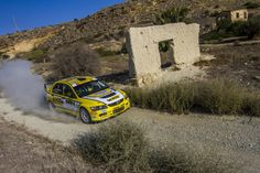 07 DEMOSTHENOUS Christos and LAOS Pambos MITSUBISHI LANCER EVO IX action during the 2016 European Rally Championship ERC Cyprus Rally,  from october  7 to 9  at Nicosie, Cyprus - Photo Thomas Fenêtre / DPPI