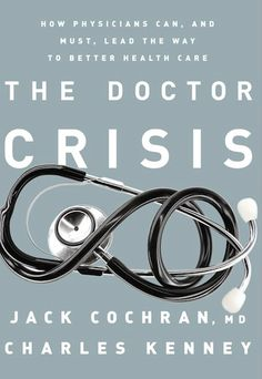 "Another book down. Excellent. Reviewed it on my KHIT Blog -- ""Physician, Heal Thy System."""